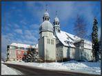 Genug Schnee in Clausthal