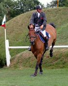 Geoff Billington GB, Royal International, Hickstead.