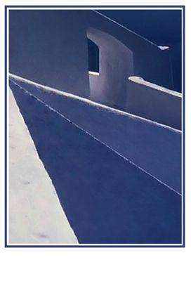 Geometrie der Kykladen - Santorini 01