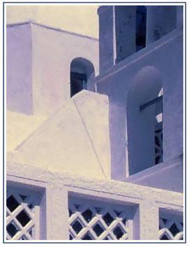 Geometrie der Kykladen - Santorini 03