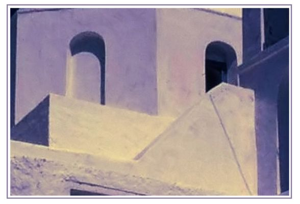 Geometrie der Kykladen - Santorini 04