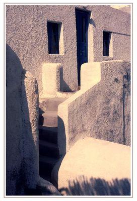 Geometrie der Kykladen - Santorini 07