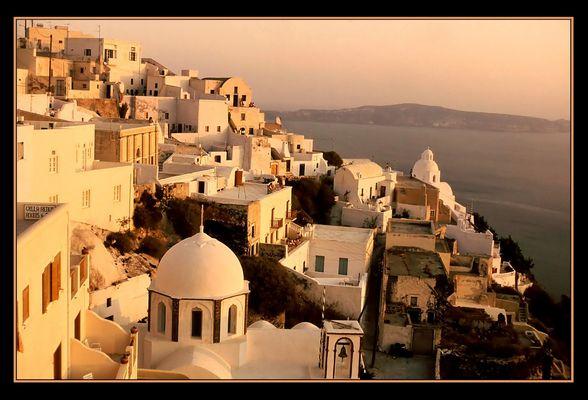 Geometrie der Kykladen - Santorini 08