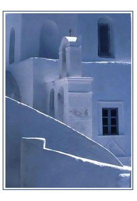 Geometrie der Kykladen - Santorini 10