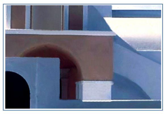 Geometrie der Kykladen - Santorini 13