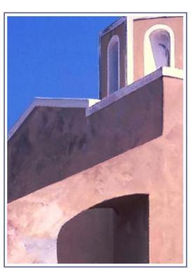 Geometrie der Kykladen - Santorini 14