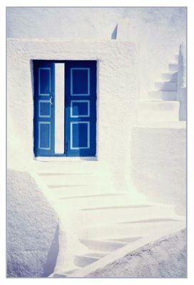 Geometrie der Kykladen - Santorini 15