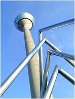 Geometrie der Stadt #3 (Düsseldorf)