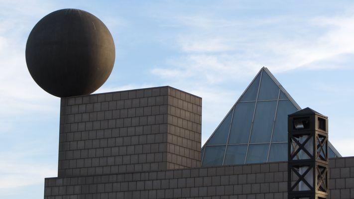 Geometrie in Strandnähe