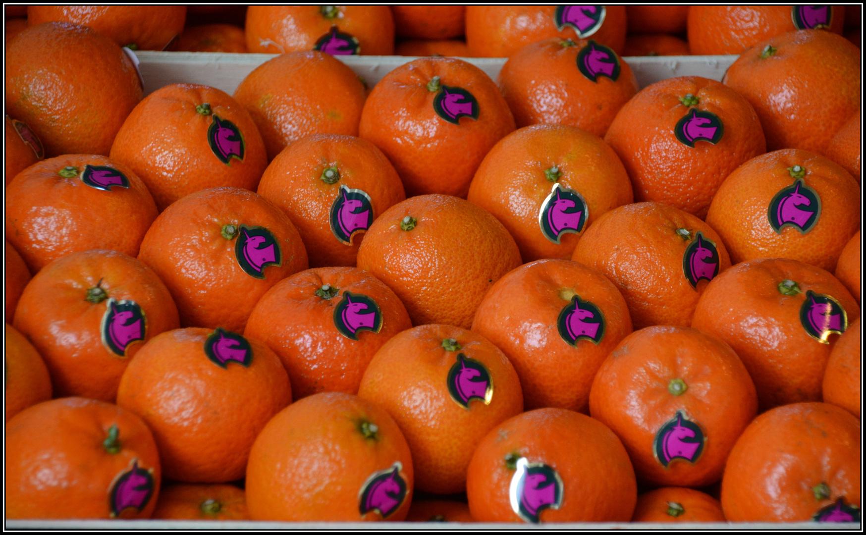 geordnetes Vitamin C