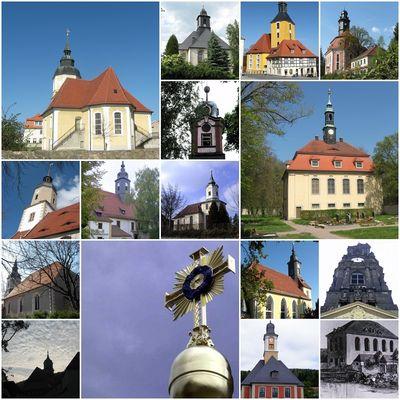 GEORGE BÄHR VII mit 16 Kirchen Teil 1 des ...