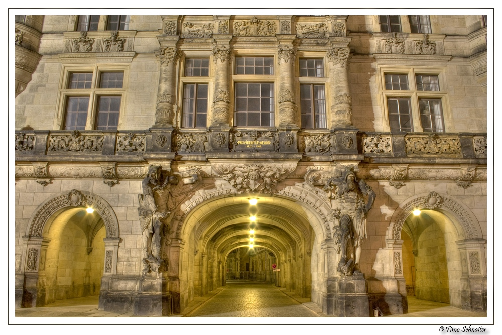 Georgentor in Dresden