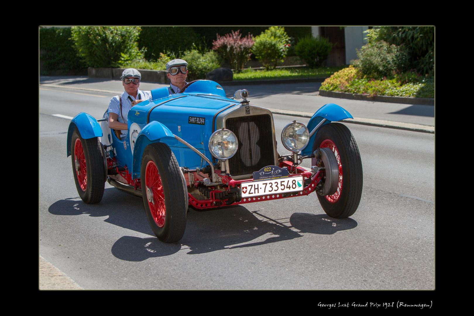 Georges Lrat Grand Prix 1928 (Rennwagen)