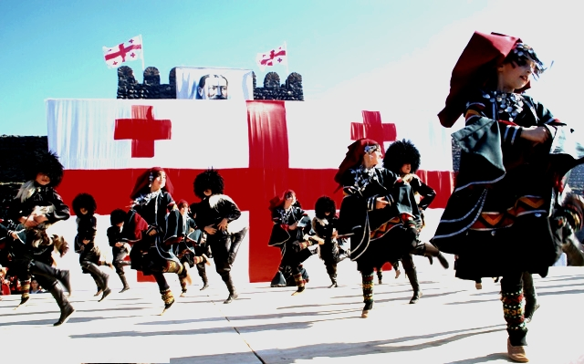 Georgian dance, Mtiuluri