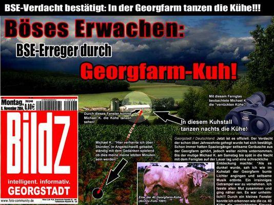 !!!!! Georgsfarm - Skandal !!!!! Endlich aufgedeckt!