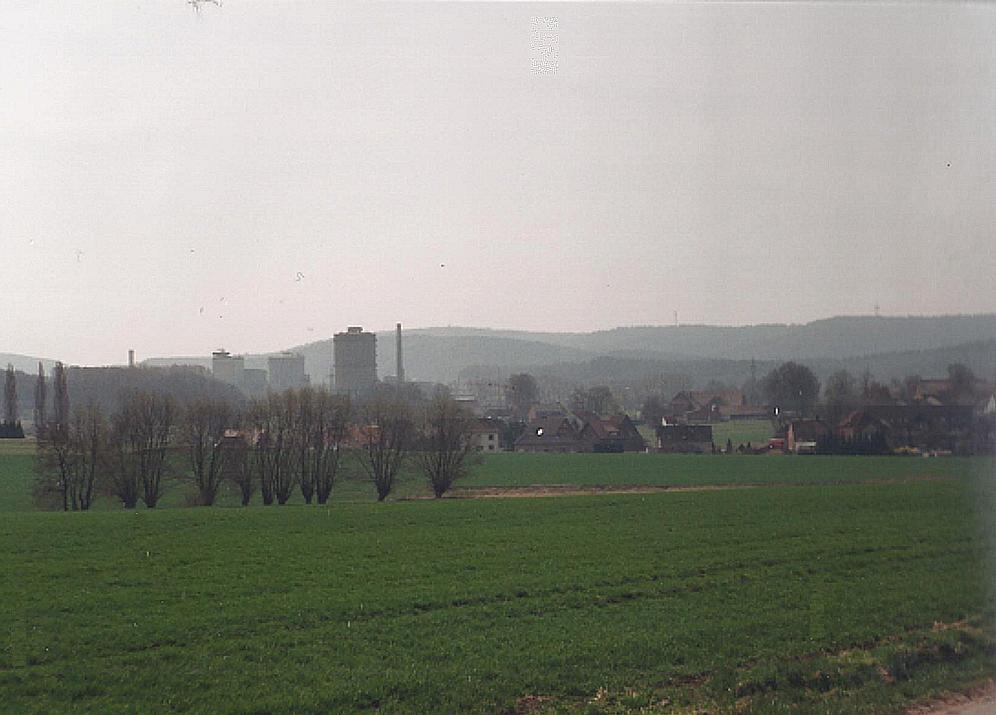 Georgsmarienhütte - Schwerindustrielle Insel in ländlicher Lebenswelt