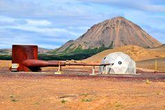 Geothermie Nähe Myvatn/ Nordost-Island