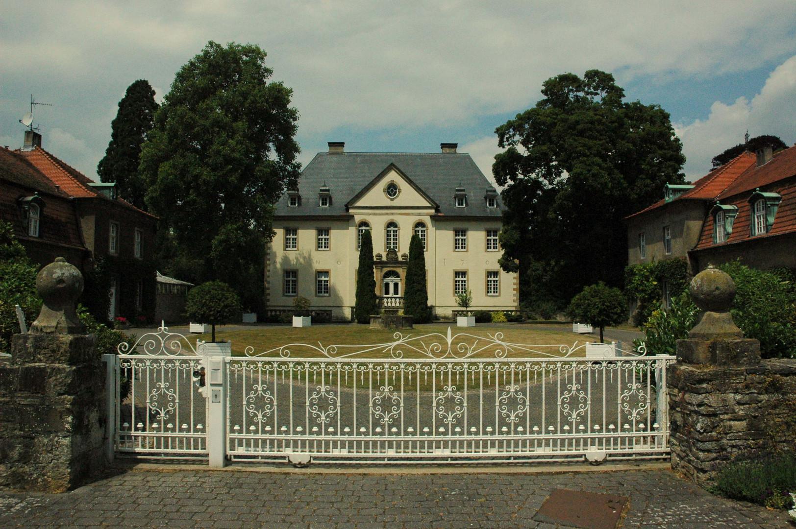 Gepflegter Gutshof /Osnabrück
