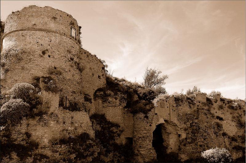 Gerace, il castello