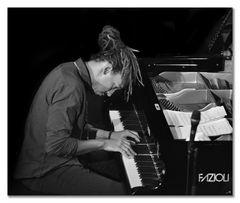 Gerald Clayton; piano - Charles Lloyd Quartet