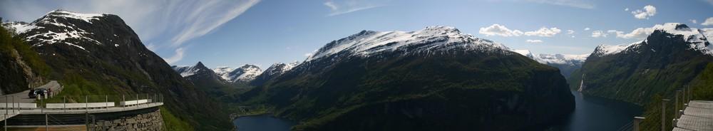 Geranger Panorama 1