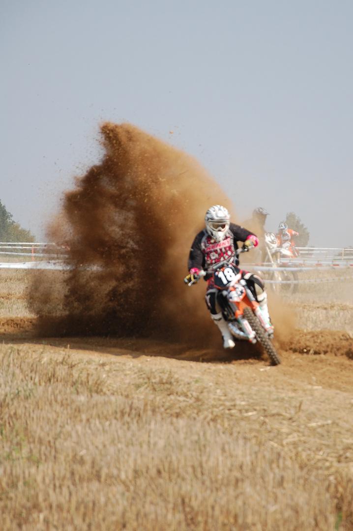 Gerbe de sable 2