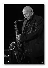 Gerd Dudek - saxophone