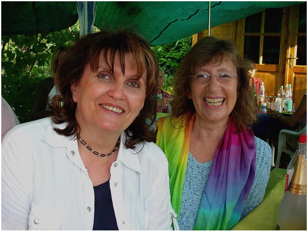 Gerdi und Maren