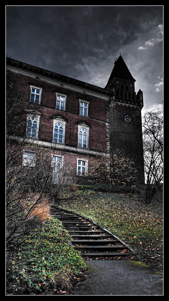 Gerichtsberg in Cottbus