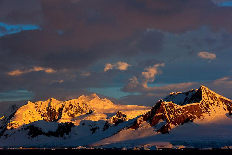 Gerlache Strait, Antarctic
