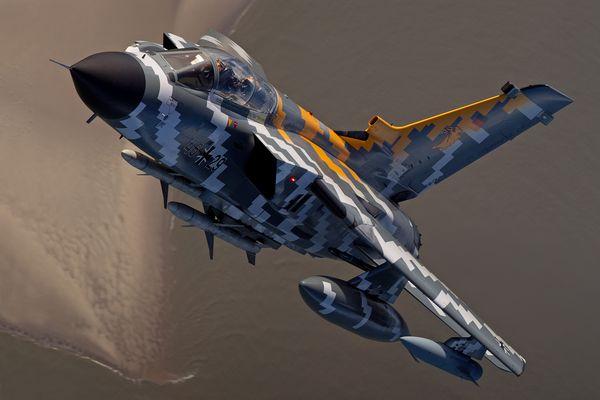 German Air Force - Tornado - Tigermeet Painting