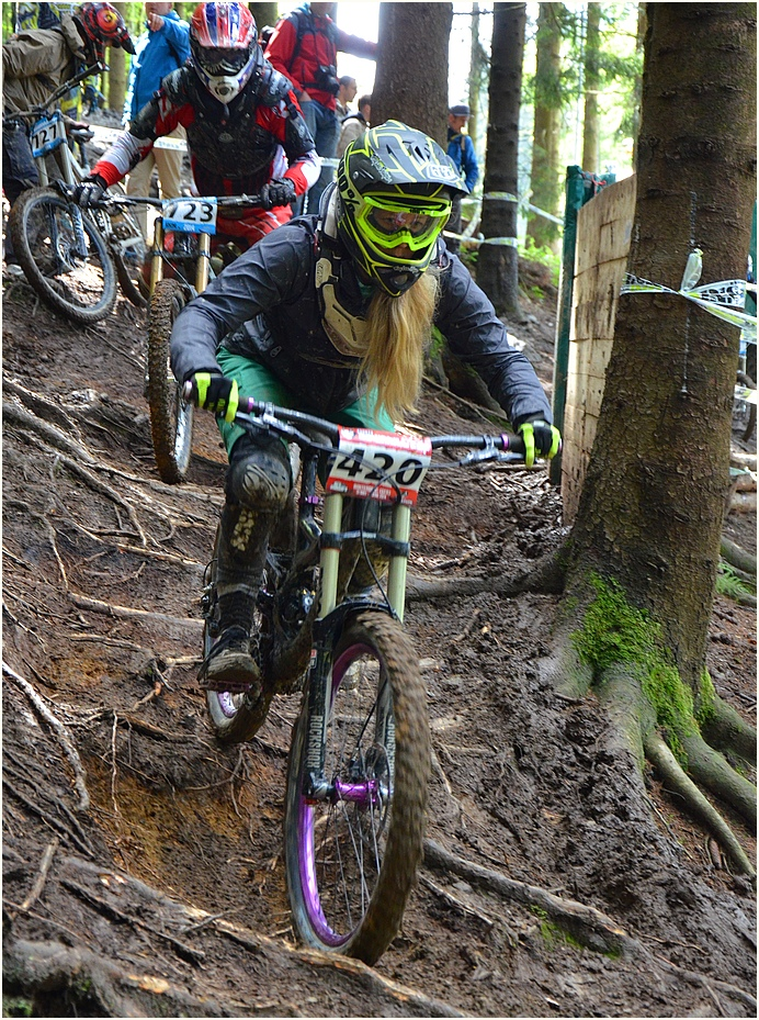 German Downhill Cup 2014