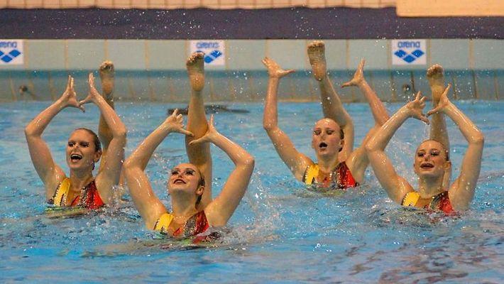 German Open Synchronschwimmen Teamwertung