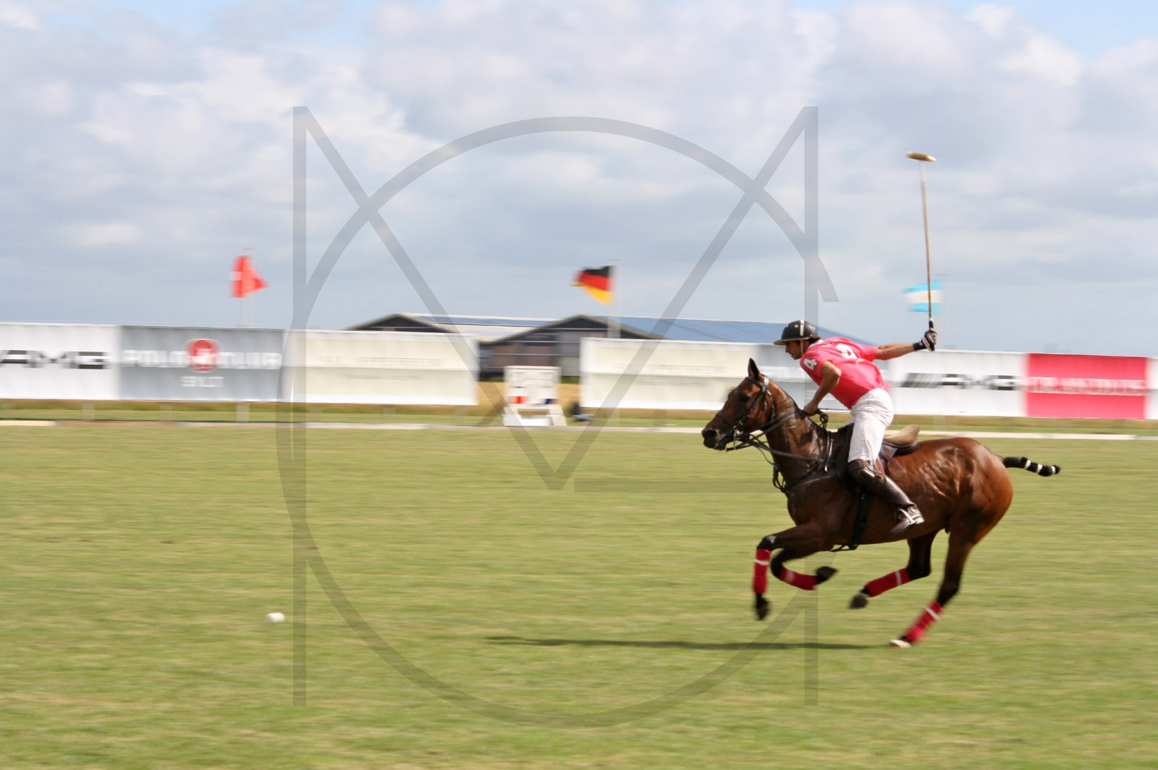 German Polo Masters Sylt-Sal. Oppenheim-GOLD CUP 2010