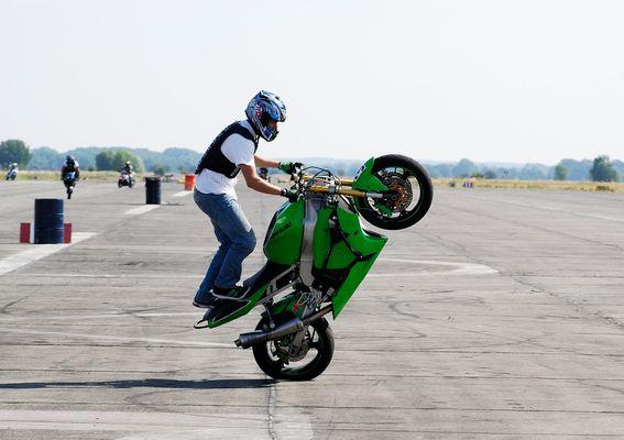 German Stuntdays 2010
