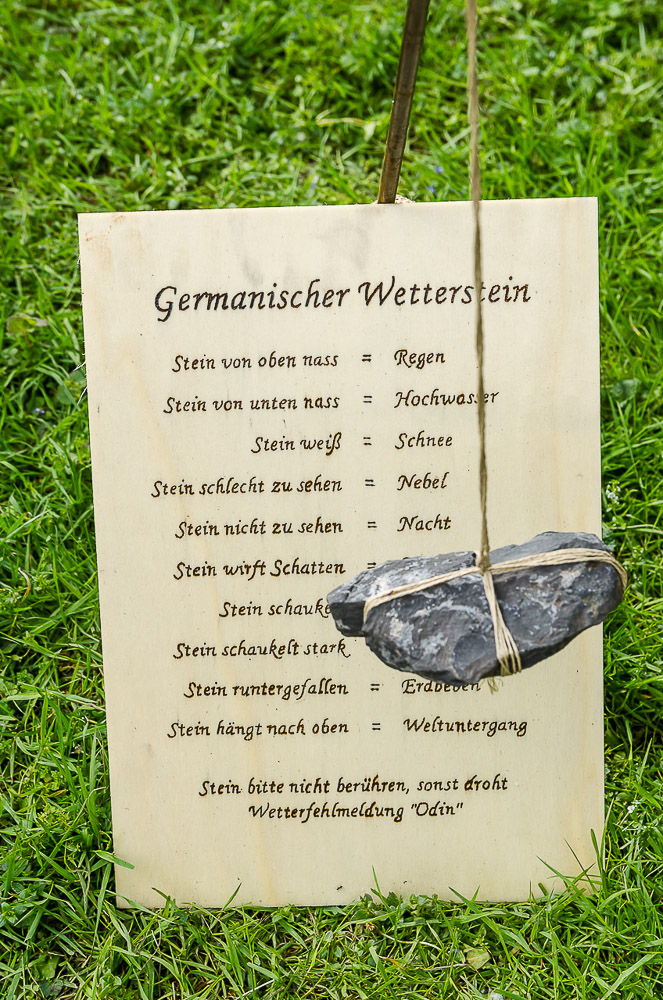 Germanischer Wetterstein