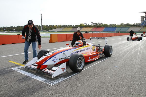 Germann AST Frank Debruyne CR Racing Team