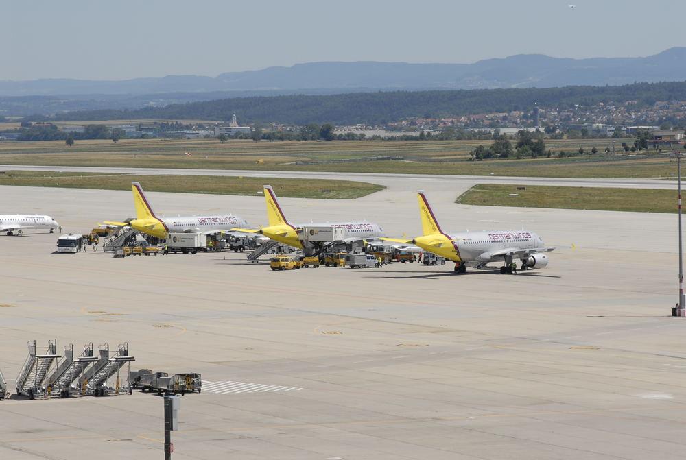 Germanwings - Flotte