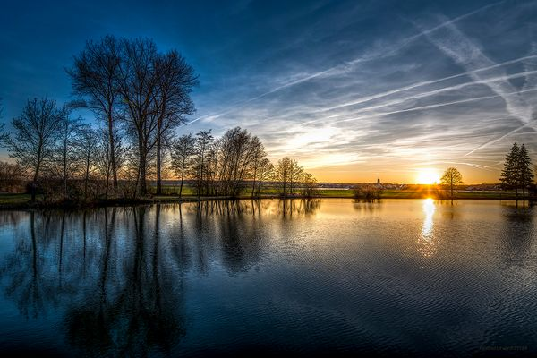 Gernach Sunset