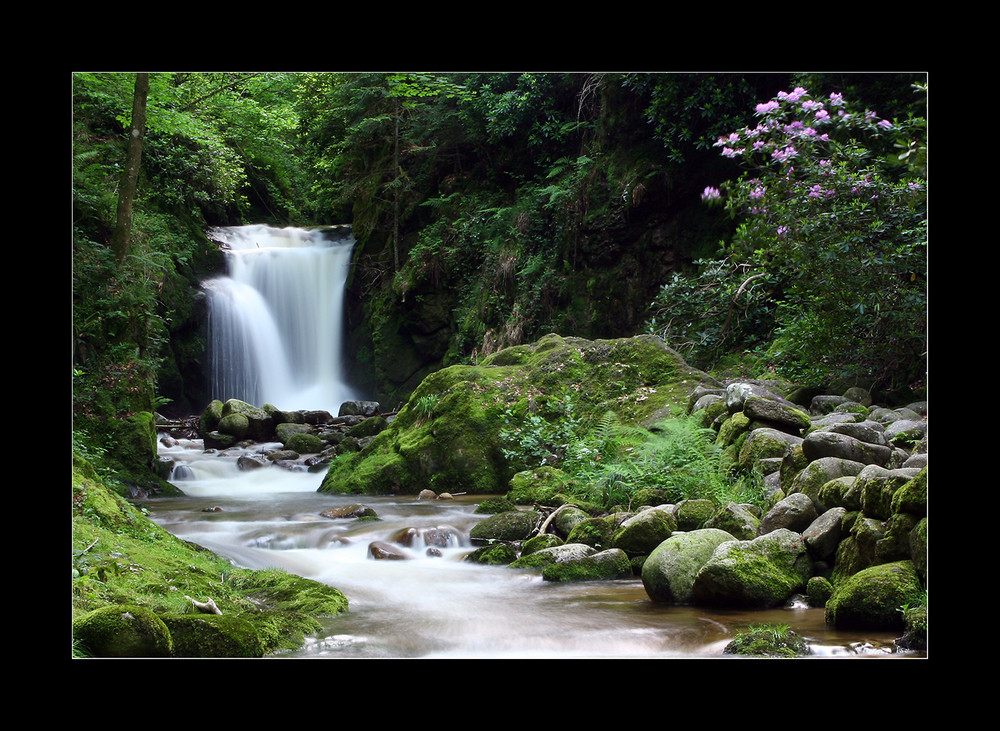 Geroldsauer Wasserfälle