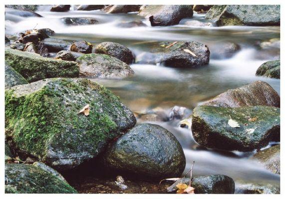 Geroldsauer Wasserfälle in der Nähe von Baden-Baden