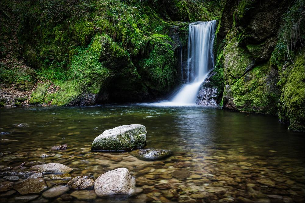 Geroldsauer Wasserfall reload