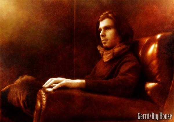 Gerrit / Zeritas im Big House Studio