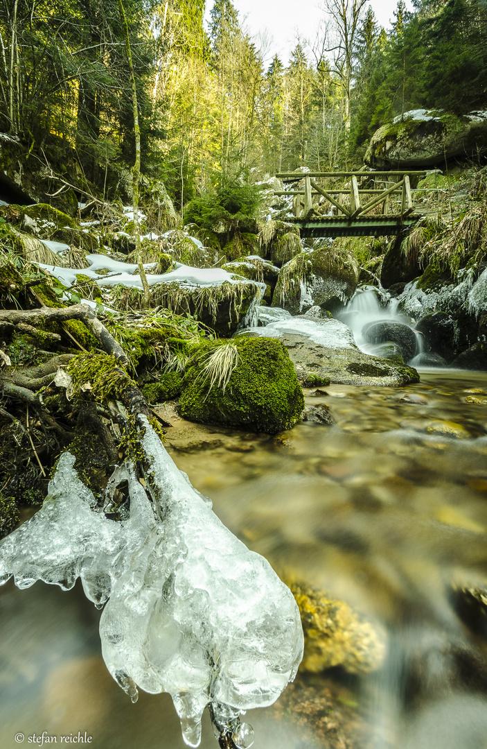 Gertelsbacher Wasserfall