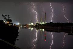 gesammelte Blitze