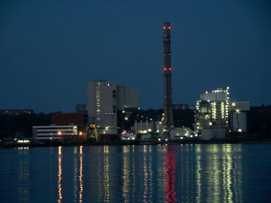 Gesamtkraftwerk Kiel