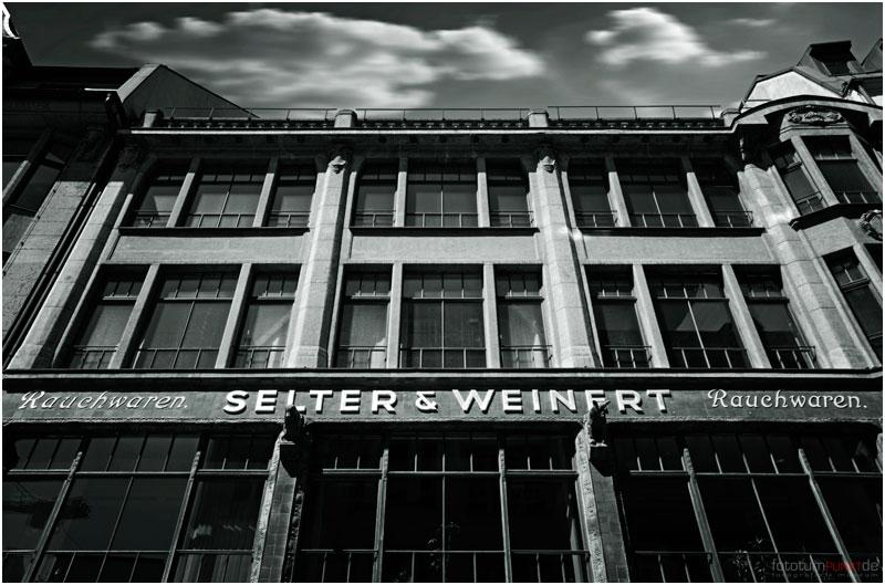 Geschäftshaus in Leipzig
