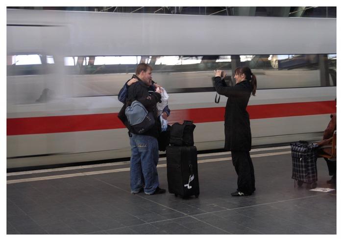Geschehnisse auf Bahnhöfen