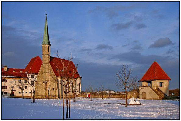 Geschichte vom zweiten Burghof
