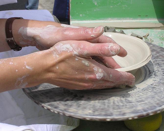 Geschickte Hände